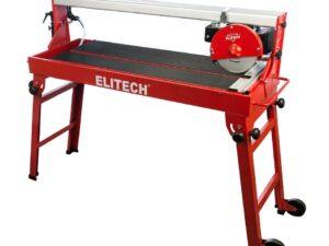 Плиткорез электрический Elitech ПЭ-1000-92Р(1000 мм)